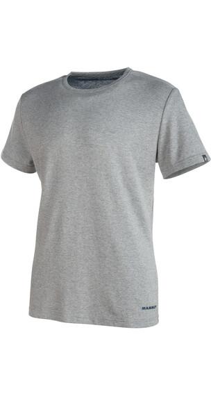 Mammut Crashiano T-Shirt Men granit melange-orion